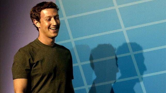 El consejero delegado de Facebook, Mark Zuckerberg