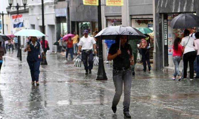 Hoy disminuirán las lluvias, pero temperaturas seguirán agradables