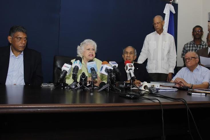 Primarias del PRM iniciarán el 25 de octubre