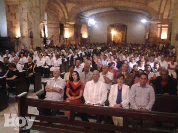 Andrés Bautista ofreció estas declaraciones ,al agradecer en la  misa oficiada  por el cura párroco de la iglesia Las Mercedes, en nombre la organización política opositora. Fuente externa