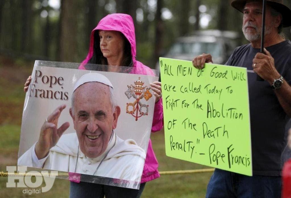 Ejecutan a mujer que mató a su marido en EEUU pese a petición del papa