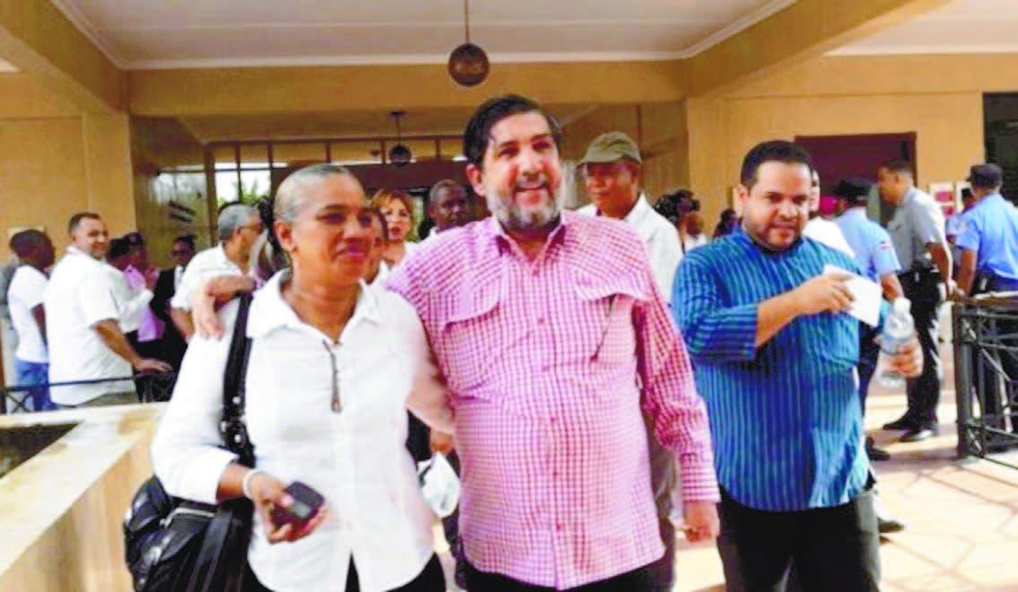 Tribunal descarga a Marcos Martínez de acusaciones