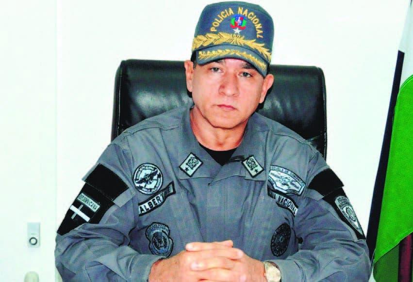 Alberto Then traza estrategias y acciones en la Policía Nacional para la seguridad ciudadana