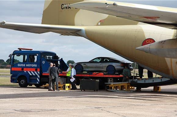 Un coche donado por Mohamed VI, vendido en subasta por dos millones de euros