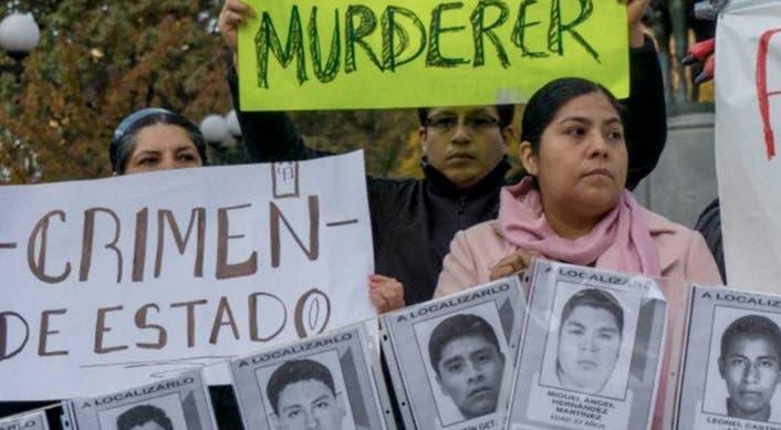 Desaparecidos en Mexico