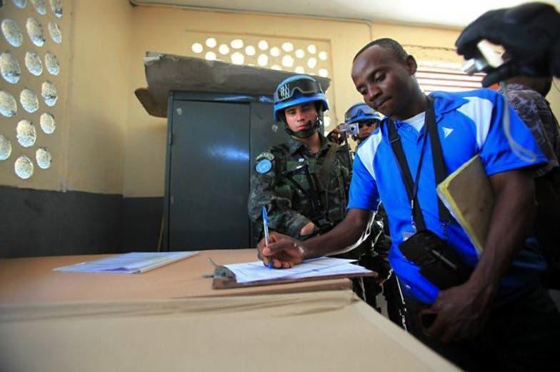 Elecciones Haiti OEA