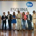 Decima premiación de Juventud Hoy, donde se premiaron a jóvenes emprendedores del país, celebrado en el Hotel Barcelo. 27-10-15. Fotos: Adolfo Woodley Valdez.