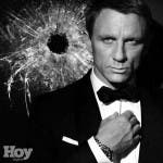 El actor inglés Daniel Craig como James Bond. Fuente externa.