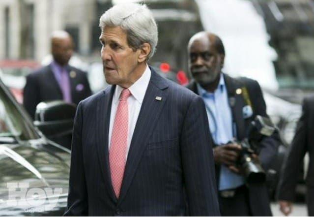 Kerry en Haiti