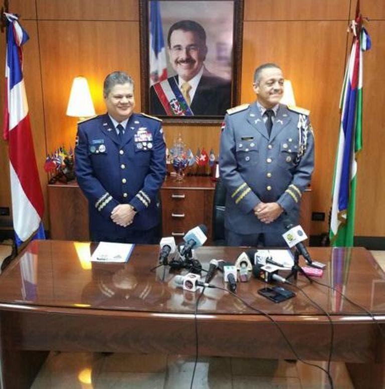 Jefe PN y DNCD firman acuerdo para intercambio información inteligencia