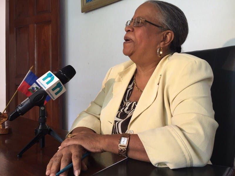 candidata Haiti.