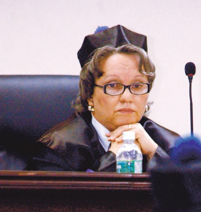 Lo más reciente sobre la salud de la procuradora Miriam Germán Brito