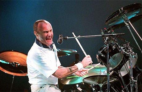 Phil Collins volverá a grabar un disco tras 13 años de silencio