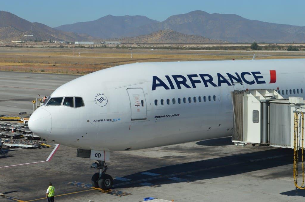 Air France cancelará el 25 % de sus vuelos en la huelga de mañana
