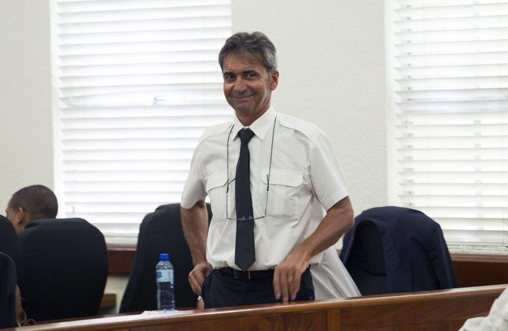 Pilotos franceses: De Santo Domingo a la cárcel de Marsella