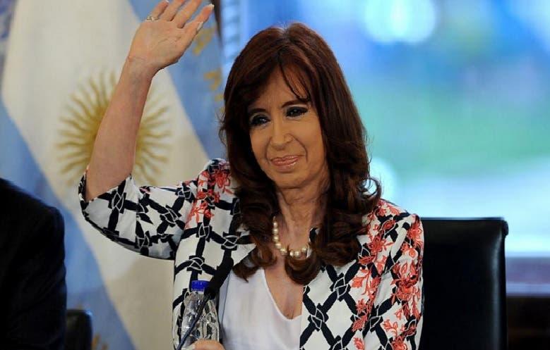 Cristina Fernandez de K