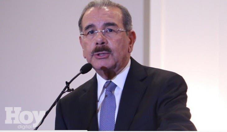 Danilo Medina FINJUS 6