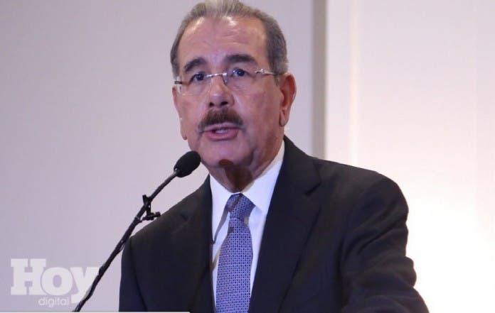 Danilo Medina Sanchez y