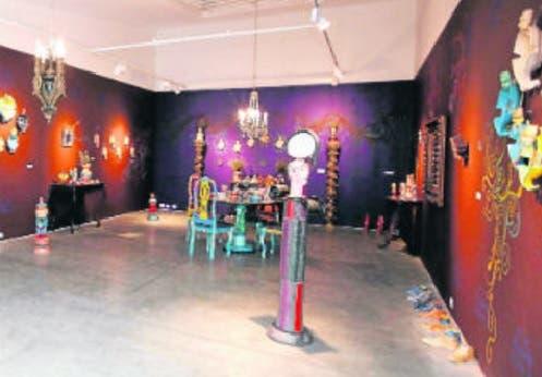 Exhibicion en Lima