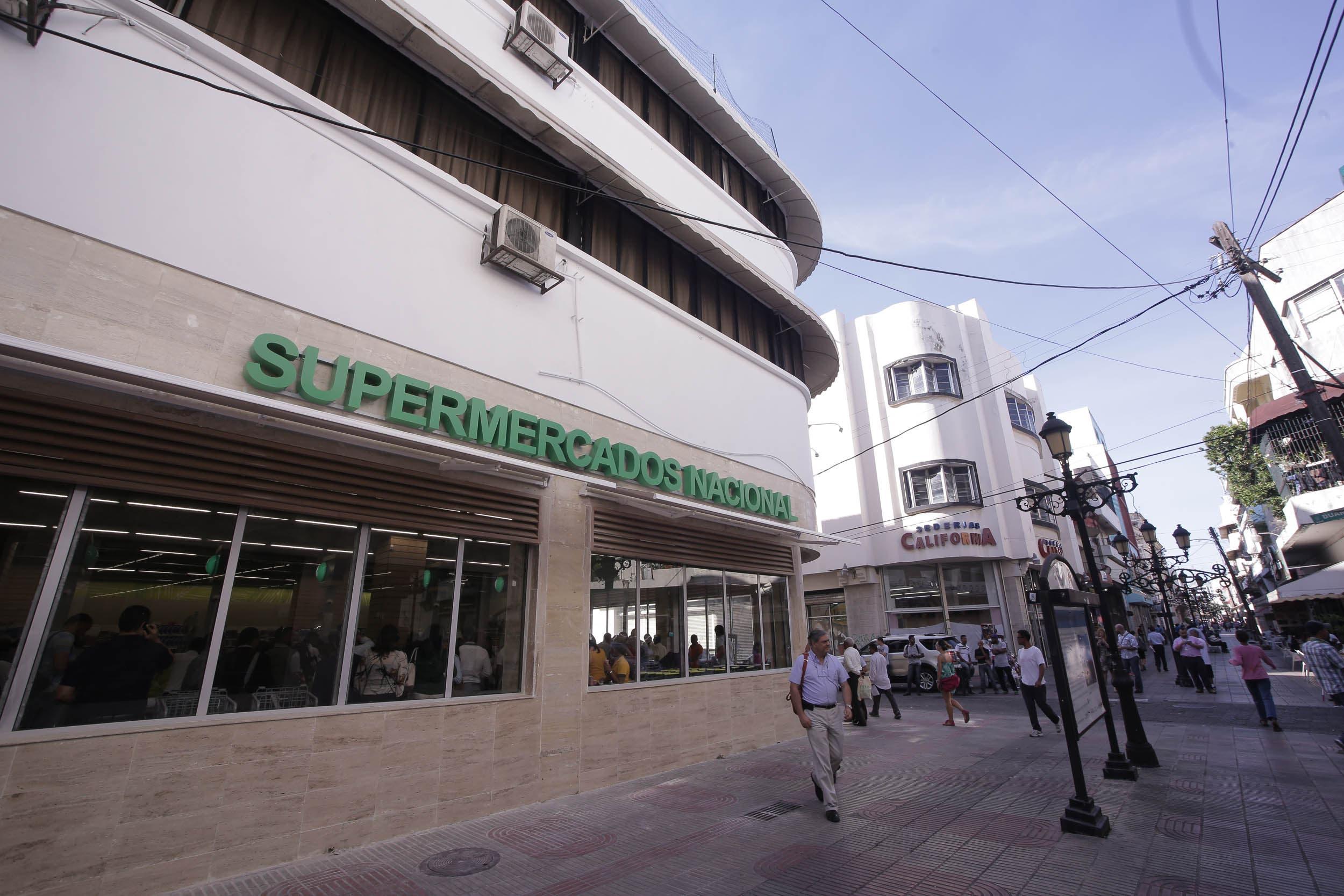Supermercados Nacional abre sucursal en El Conde