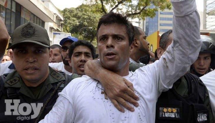Leopoldo Lopez ven