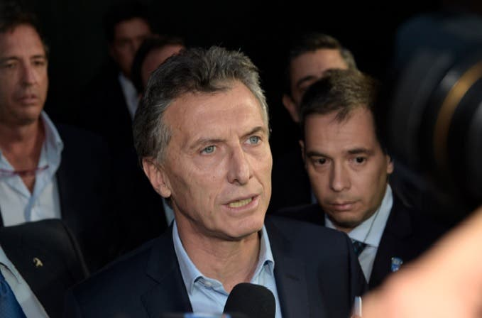 Mauricio Macri Ar