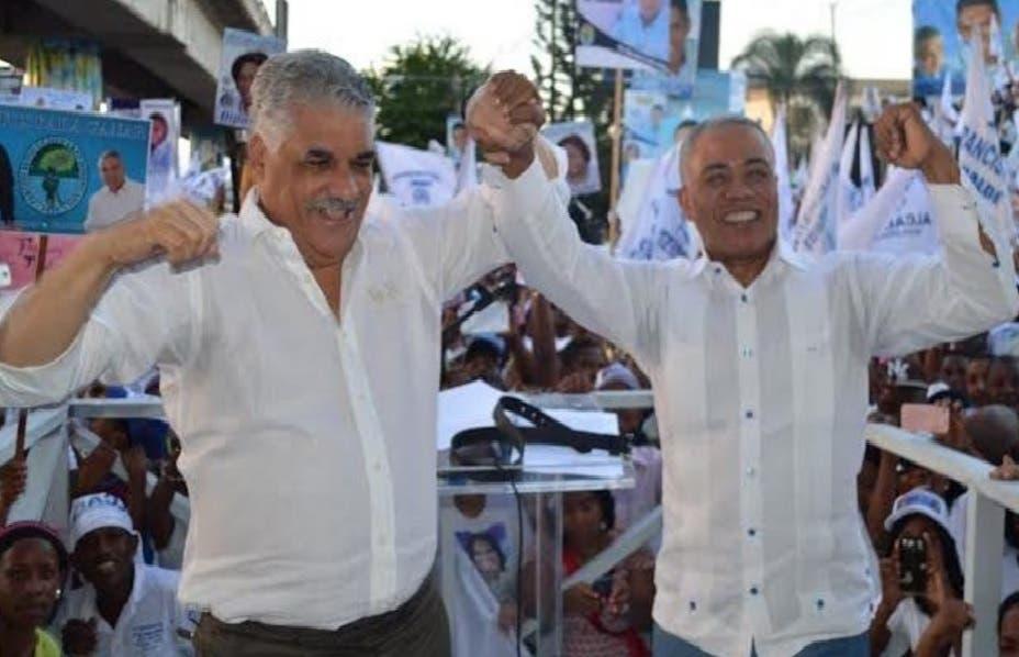 Miguel y Francisco F