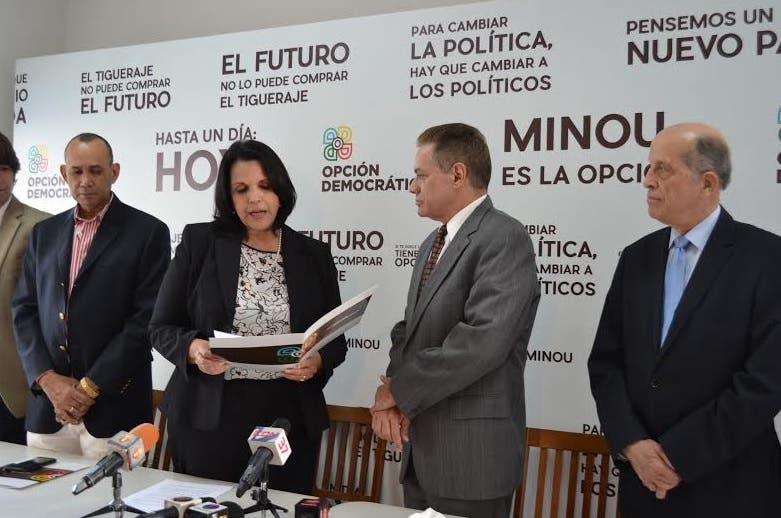 Minou y Cruz Pichardo