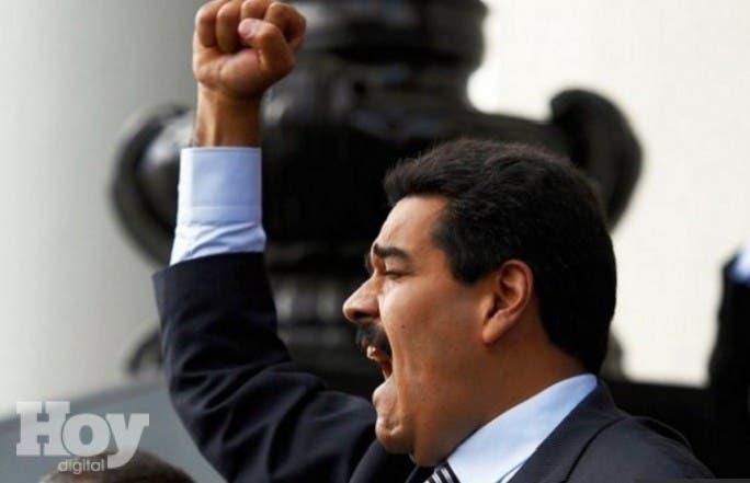 Nicolas Maduro en PL