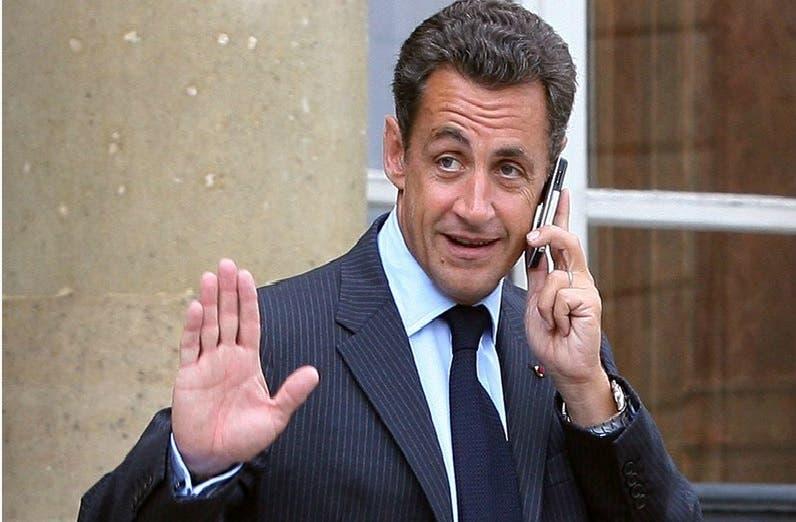 Nicolas Sarkozy  RD