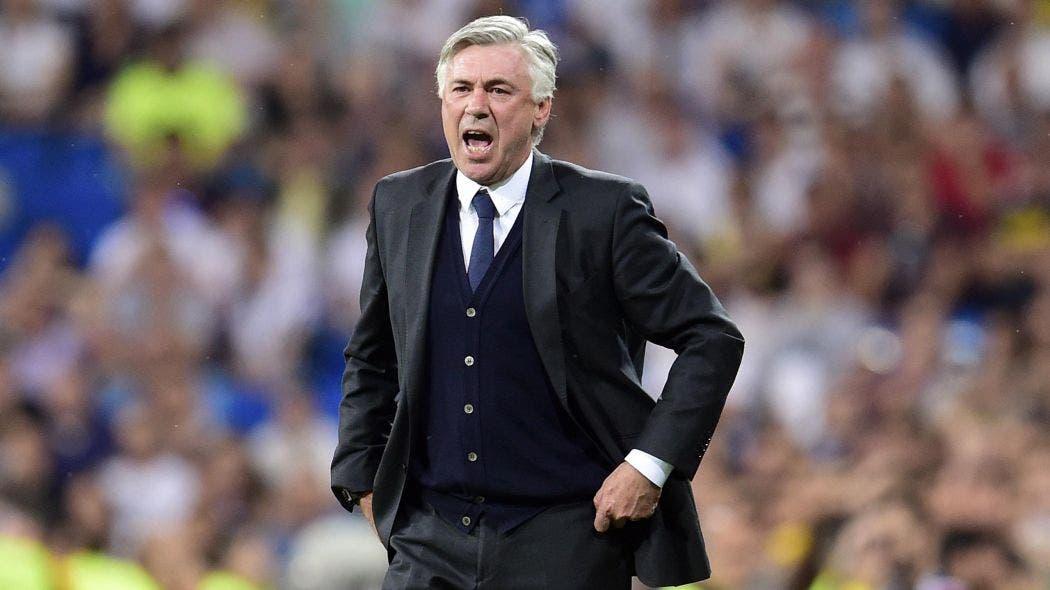 """Ancelotti """"He saludado al árbitro y le he dicho 'good job'»"""