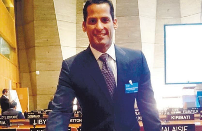 Marcos Díaz viaja a París para convención internacional contra dopaje en el deporte