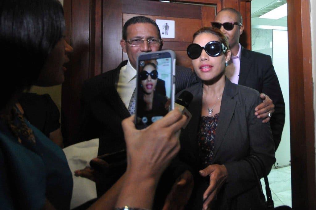 Awilda Reyes Beltré a jueces: me están haciendo un juicio de mentiras