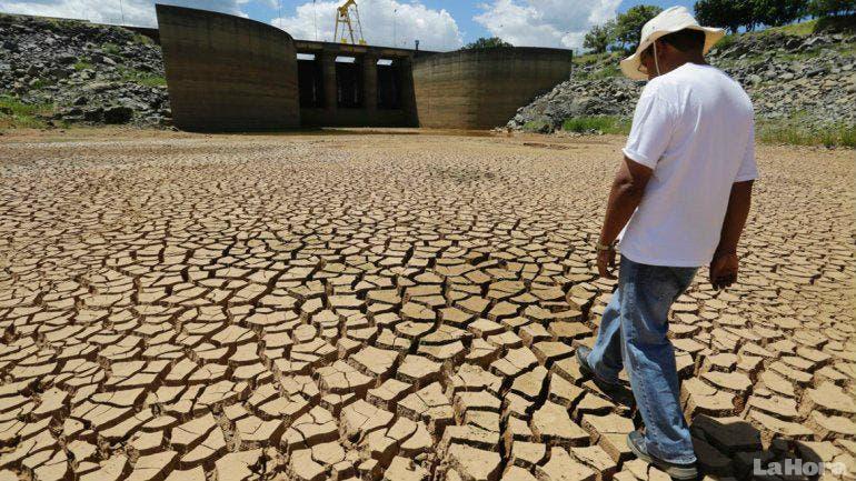 La crisis del agua está entre los 5 riesgos más importantes a nivel global