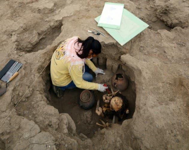 tumbas precolombinas