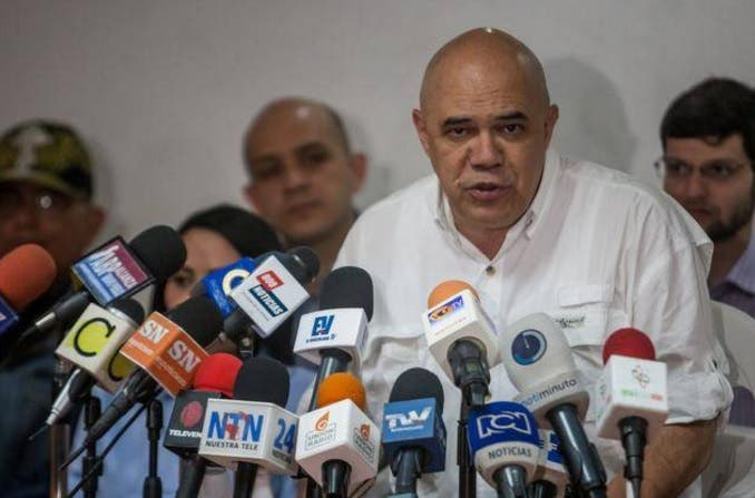 Coalición opositora Venezuela