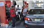 Combustibles no subirán esta semana.