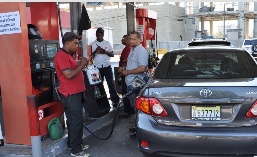 Industria y Comercio: conflicto EEUU-Irán provoca que los combustibles suban entre RD$1.20 y  RD$6.30, a excepción GLP