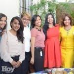 País / Almuerzo de la prensa con la fiscal Yeni Berenice Reynoso. 08-12-15. Fotos: Adolfo Woodley Valdez.