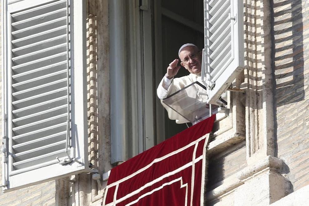 """El Papa pide """"moderación y diálogo"""" tras las nuevas tensiones en Jerusalén"""