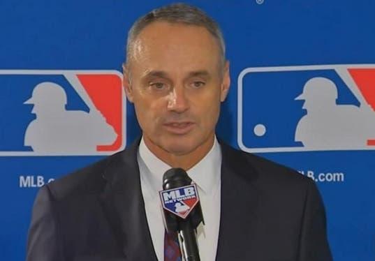 Comisionado Rob Manfred dirá presente en el partido Twins-Tigers
