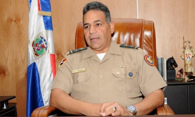 Teniente general Rubén Darío Paulino Sem.