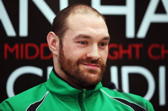 Fury convocado por las instancias británicas del boxeo tras polémicas palabras
