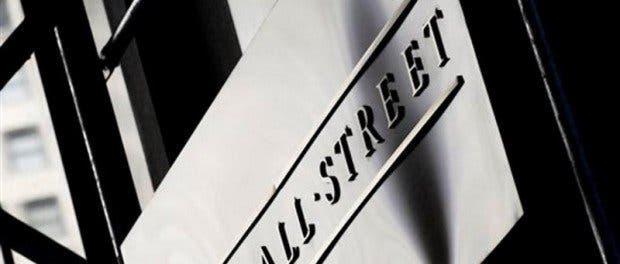 Wall Street/foto de archivo.