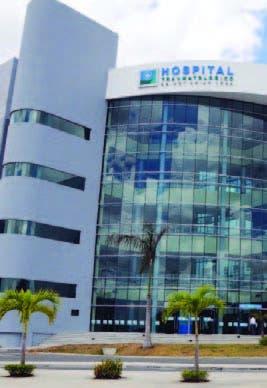 Operativo de Año Nuevo del hospital Ney Arias Lora: dos muertos y 1,188 pacientes asistidos en emergencia