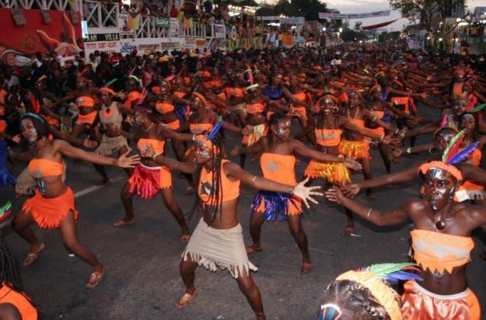 Carnaval en Haiti u