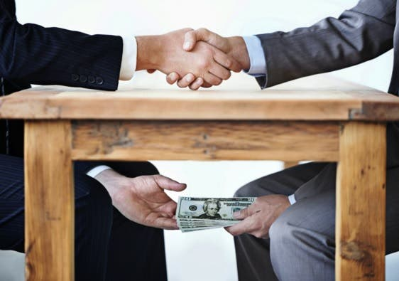 Corrupcion en Iberoamérica