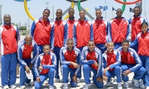 Deportistas cubanos T7
