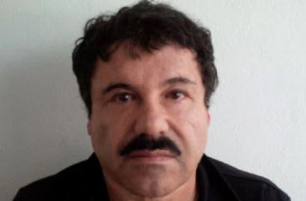 El Chapo capturado