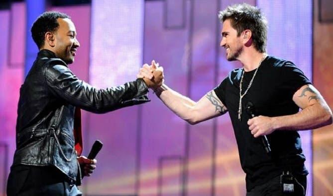 Juanes y John Legend